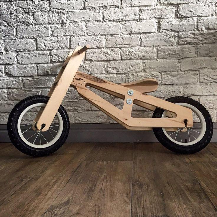 Добрый день! Хочу представить вашему вниманию новый проект - деревянные беговелы ручной работы! #беговел #wood #монтессори #игрушки #bike #woodbike #kidbike #children #forkids #forfun #natural #handmade #madewithlove #kosmos #kosmosdedign #woodenbike