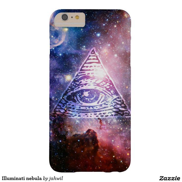 #illuminati #nebulae #Illuminati nebula #space #eyeofprovidence #iphonecase Illuminati nebula barely there iPhone 6 plus case