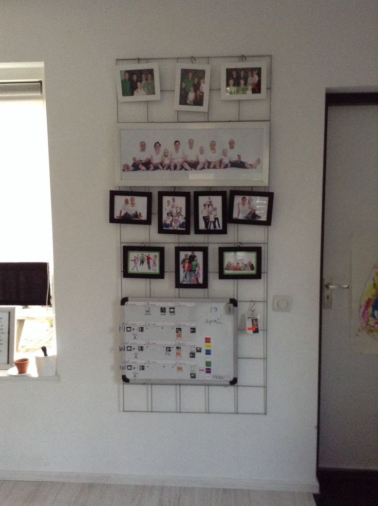 Een niet te opvallend planbord voor kids met ASS.