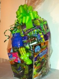 31 best 2014 easter baskets est 1996 images on pinterest easter custom teenage mutant nijia turtles easter gift by cacbaskets 6500 negle Gallery