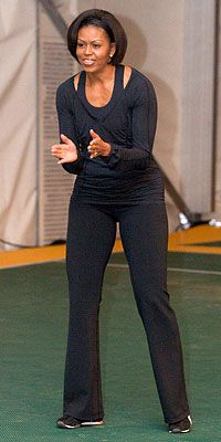 Michelle Obama's 2010 Style Diary