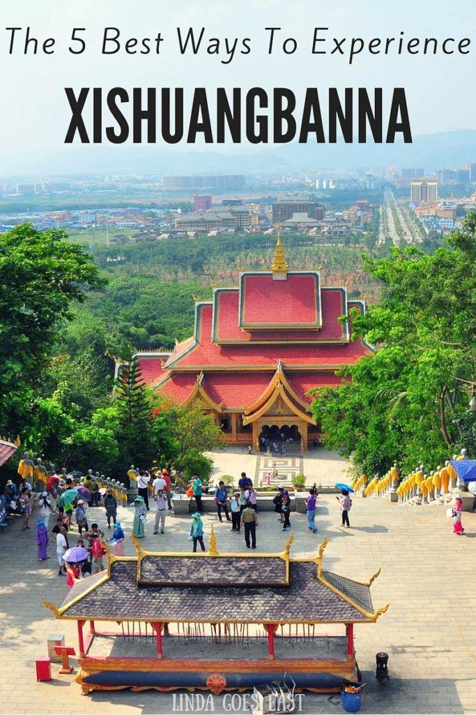 5 Ways To Experience #Xishuangbanna #Yunnan #China | Linda Goes East