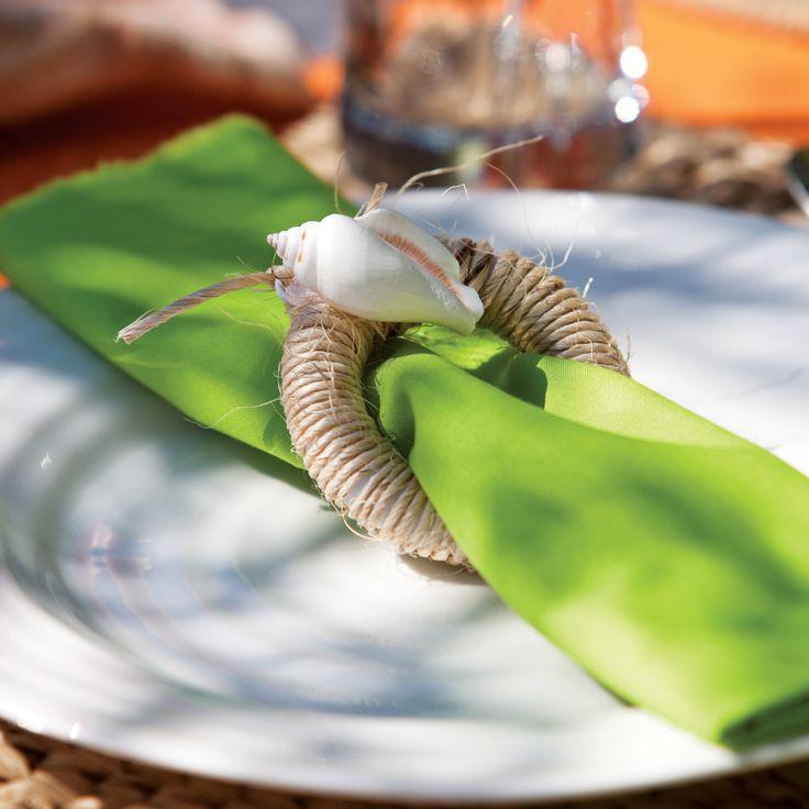 Tropical Napkin Rings