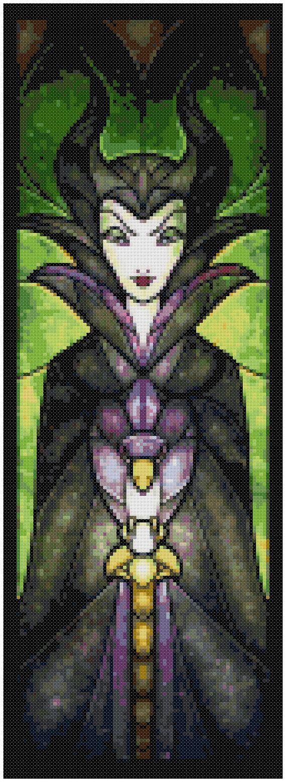 Cross Stitch Pattern DISNEY Characters 2  5 by SUNSHINEYDAY0630, $12.00