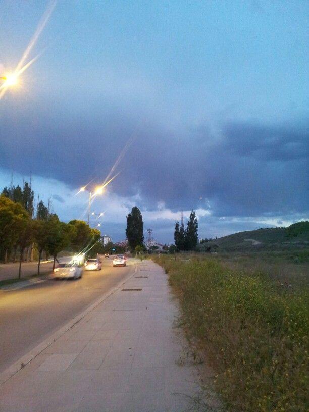 Gordion Avm yolu