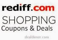 Find Rediff Shopping fresh discount coupons, coupons deals, coupon codes and promo codes on couponsbag.in. Shop online and Save more money and time with Rediff Shopping coupons.