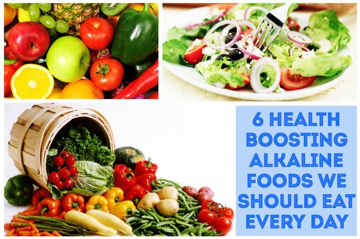 27 6 Gezondheid Boosting alkalische voedingsmiddelen we moeten eten Every Day