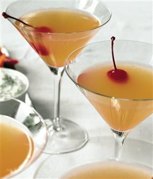WHISKEY SOURS!