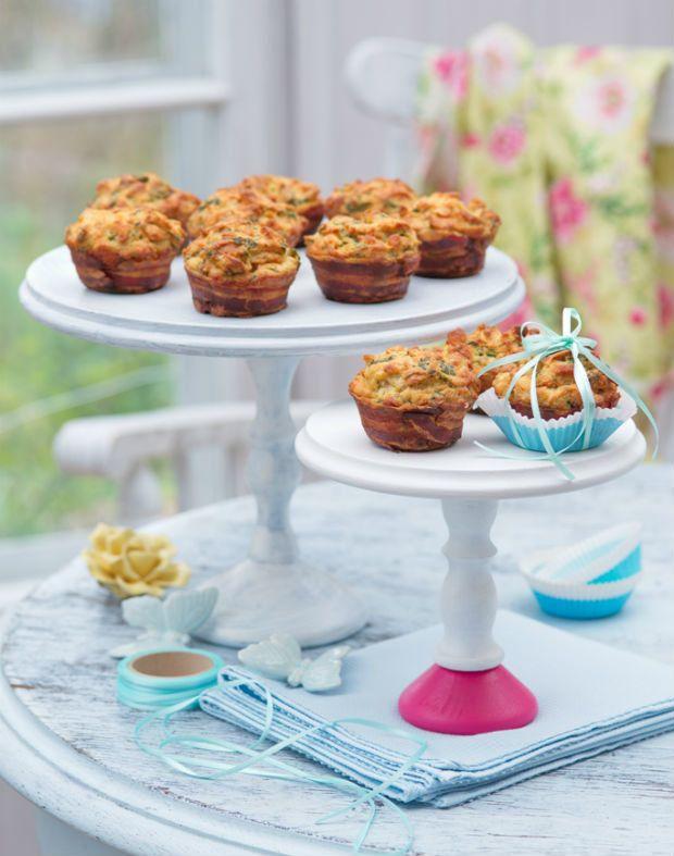 Nádivkové muffiny, Foto: Láska prochází kuchyní