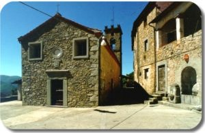 San Nicola Church in Riolo