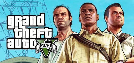 Grand theft auto 5 [Xbox One] PEGI 18