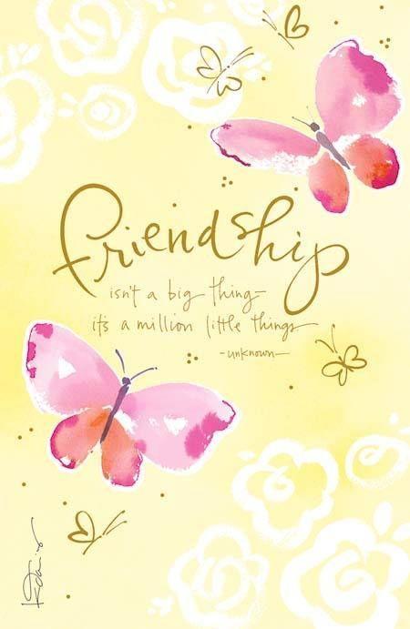 Friendship ❀