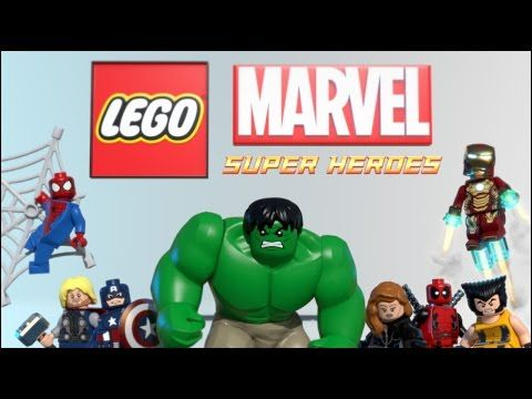 How To Download LEGO Marvel Super Heroes PC Game For Free - YouTube