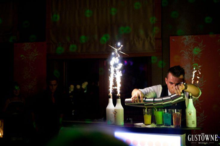 Barman Flair show