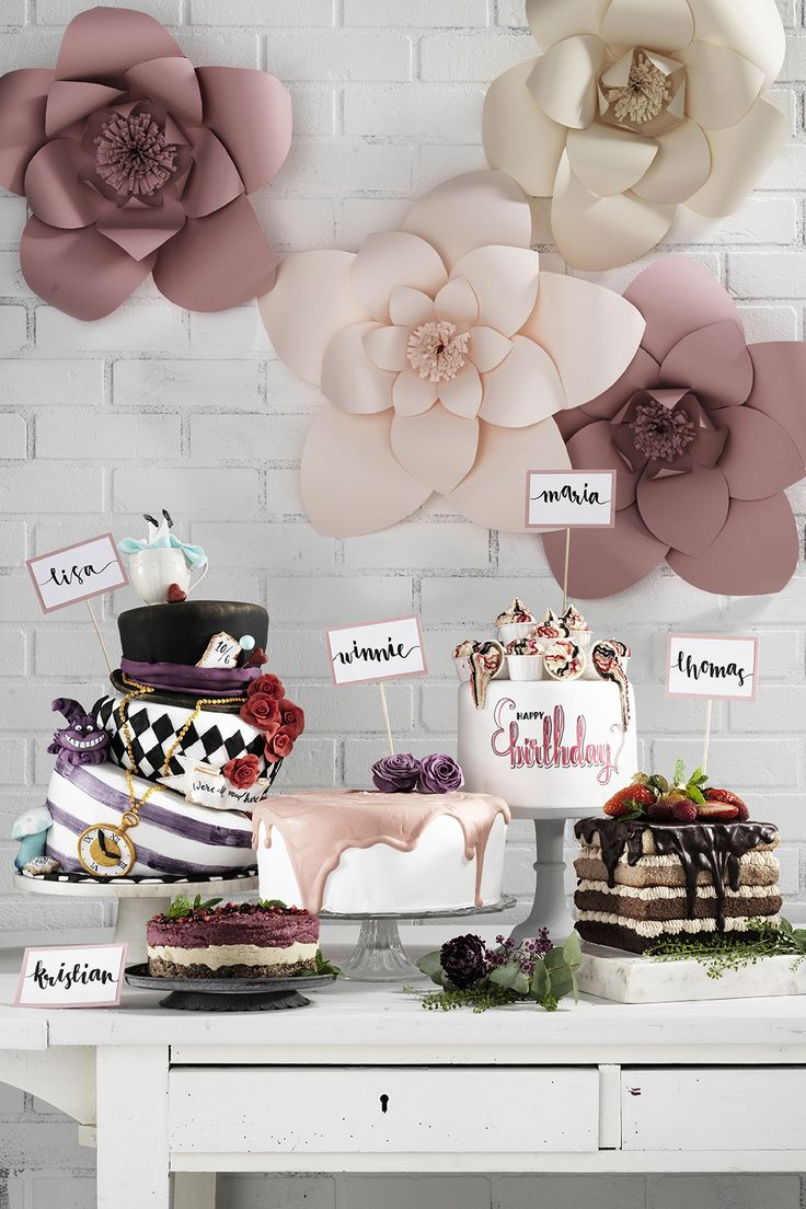 www.pandurohobby.com Sweets by Panduro  #sweets #DIY #rose #candy #cake #purple #rosor #lila #tårta #tårtor #paper #flowers
