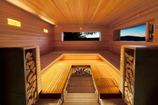 Hudson Valley Spa | Andre Tchelistcheff Architects | Archinect
