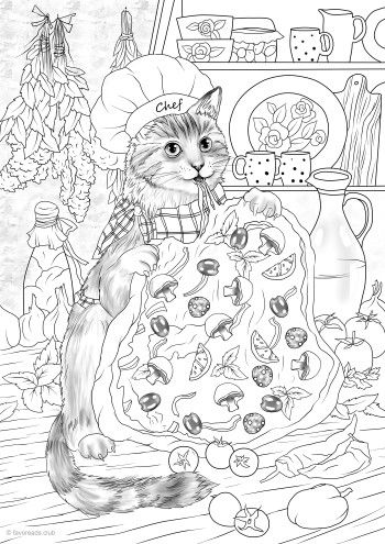 pindurangosue on cats  printable adult coloring pages