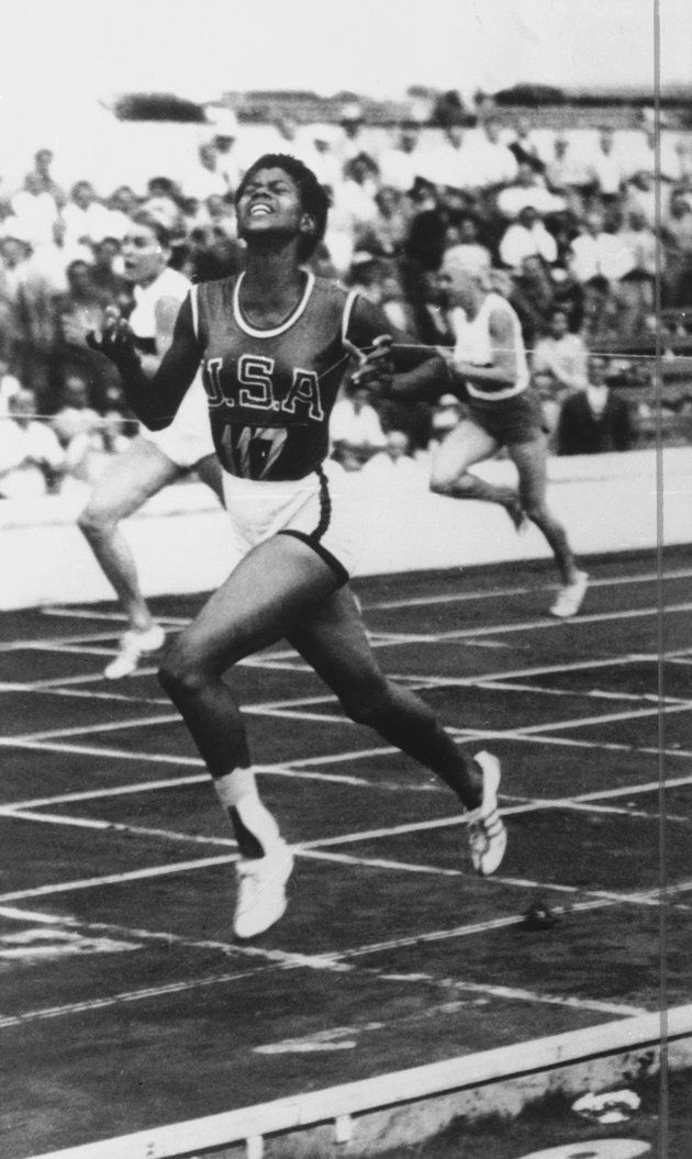 Wilma Rudolph survived polio as a child and became an Olympic runner.