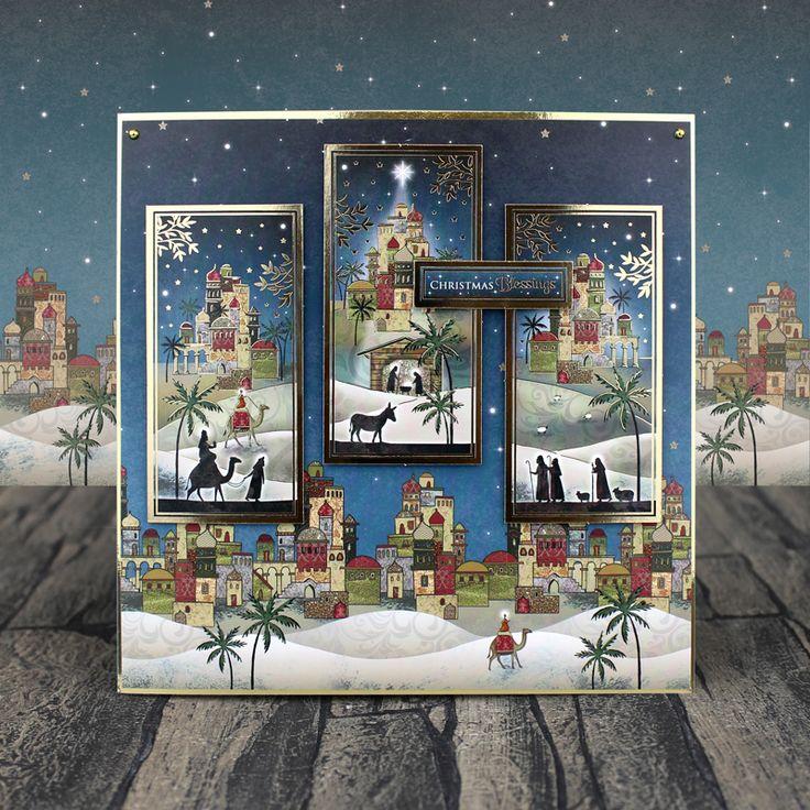 Christmas Craftaganza 2017 - Hunkydory | Hunkydory Crafts