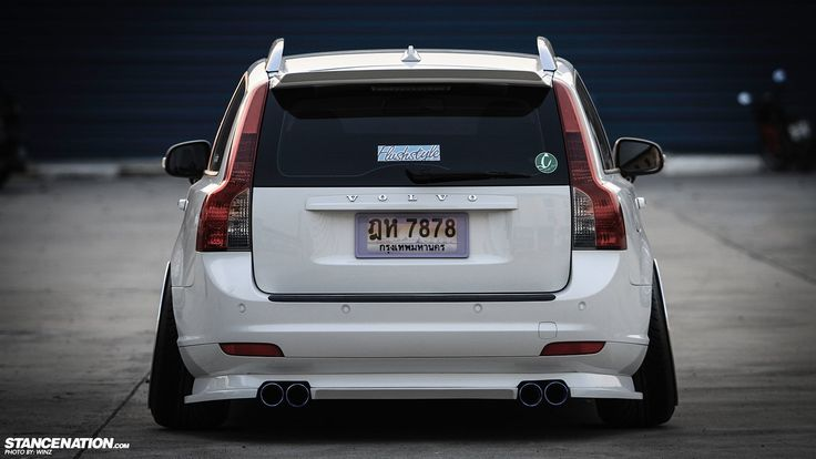 VOLVO V50 stationwagon tuning custom wallpaper | 1680x945 | 774267 ...