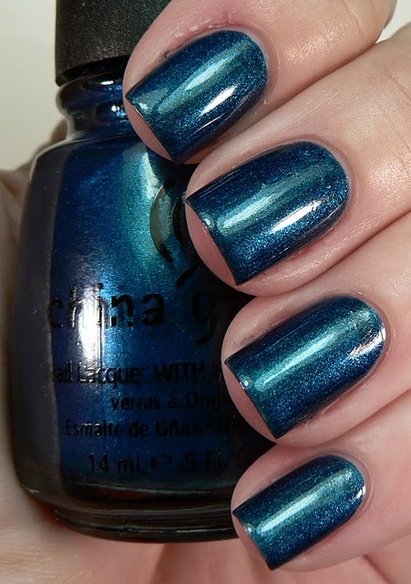 Rodeo Fanatic - China Glaze #nailpolish #nails for the cowgirls!