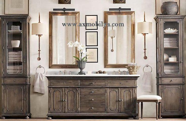 Banyo Mobilyaları ve Banyo Dolapları