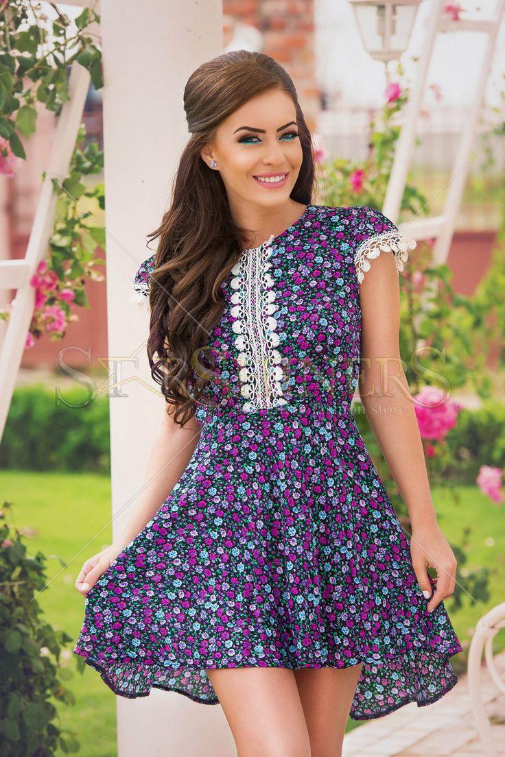 StarShinerS Delicious Purple Dress