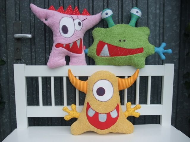 Monsters!!