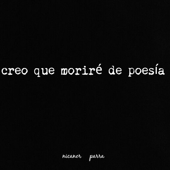Nicanor Parra