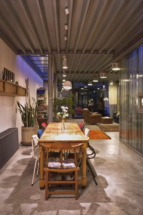 Dinner Time - modern jogja design offers you the best living in the world.