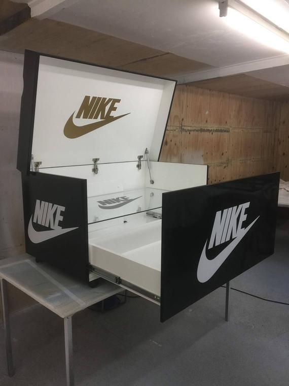 box a chaussures nike