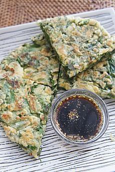 みゆき先生の簡単&おいしい韓国料理レシピ「えごまの葉のチヂミ」 韓国料理教室 韓国グルメ 料理レシピかぼちゃの辛いため
