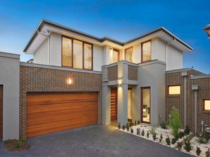 Photo of a brick house exterior from real Australian home - House Facade photo 175695