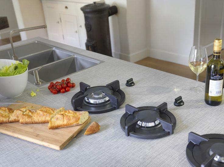 NEVADA 30-30 RECHTS (L) vlakbouw - RVS spoelbakken - Spoelbakken - Reginox: de kroon op uw keuken!