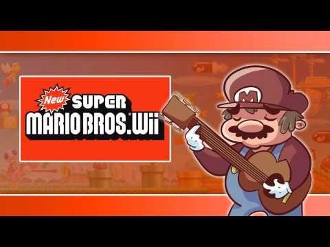 Overworld (New Super Mario Bros  Wii) - Mario Series for