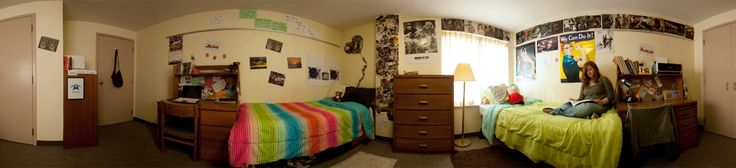 Boston University West Campus Dorm Room