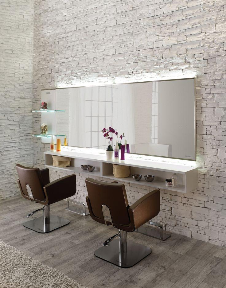 Salon Ambience - Hairdressing Furniture - Made In Italy - Produzione e vendita arredamenti per parrucchieri e saloni - Arredamento Barbiere - Salon Equipment - Arredamenti Per Parrucchieri