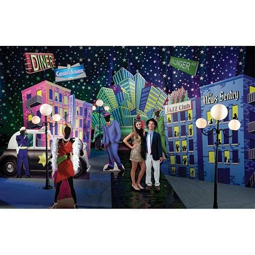This Gangster Gala Theme Kit will transform your event into the jazzin' venue you've always wanted!