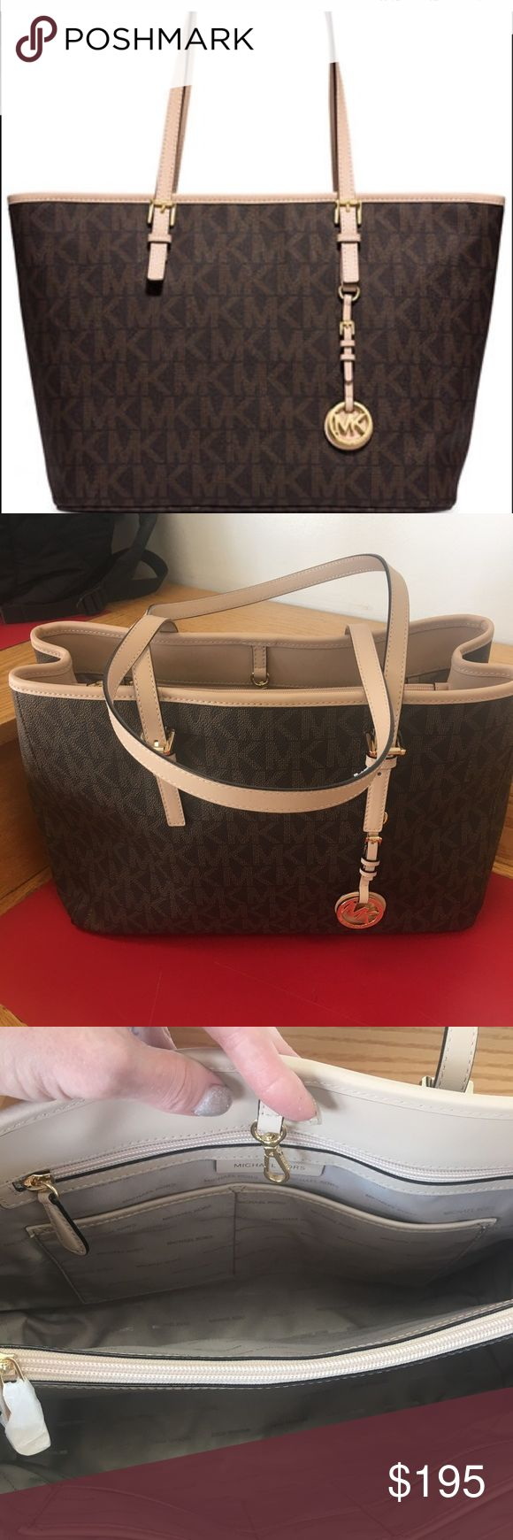 NWT Michael Kors Jet Set Travel Bag 💼 Brand new. Michael Kors Bags Travel Bags