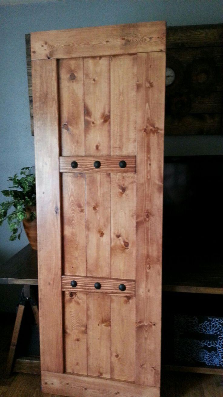Rustic Barn Door Interior Barn Doors Woodennail Etsy Com