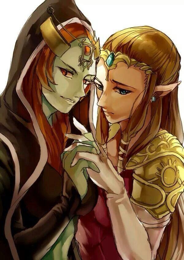 Zelda Lesbian 24