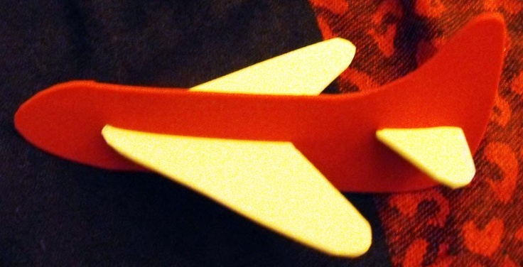Come Fly With Me Foam Airplanes for Kids and adults by buddyschild