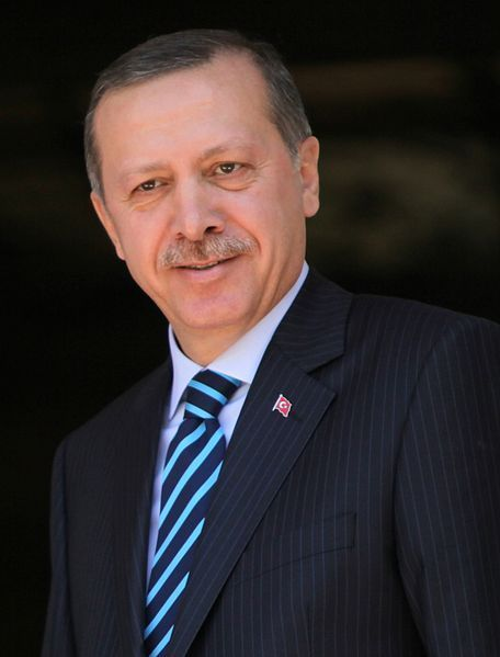 H.E. Recep Tayyip Erdogan Prime Minister of the Republic of Turkey