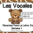 Part+of+the+Spanish+Alphabet+-+Letter+O  Esta+paquete+se+enfoca+en+el+sonido+de+la+letra+O.+Esta+comprando+21+paginas+que+se+enfocan+en+palabras+co...