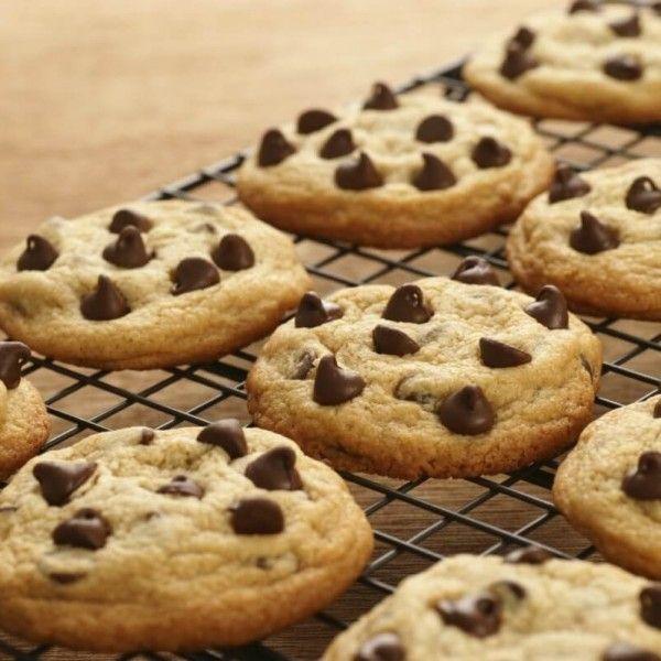Τέλεια cookies: Η συνταγή για μαλακά μπισκότα σοκολάτας ΜΟΝΟ με 55 θερμίδες!