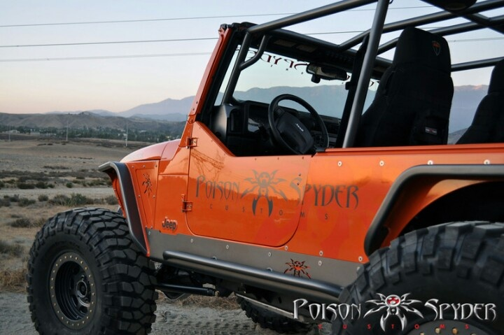 Daddy Long Legs - I love this build.  Nicest LJ ever.