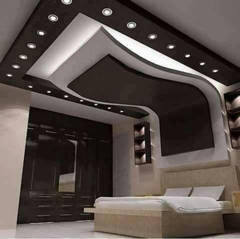 False Ceiling Living Room Classic Double Height False Ceiling Design