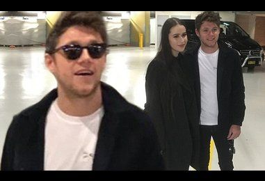 Niall Horan spotted leaving Australia after whirlwind tour