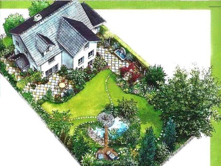 ПЛАНИРОВКА УЧАСТКА 6 СОТОК ПОД САД  Когда ты – владелец большого сада, то хочется спроектировать его, руководствуясь важными принципами красоты и функциональности. Чаще всего при закладке сада предпочтения отдаются свободному стилю планировки. Ведь сама природа нам подсказывает, что так будет красивее! Но в этом заключается опасность для садоводов – ведь так легко ошибиться, прокладывая очередную дорожку или задумывая очередную площадку для патио.  Дорожка может не возыметь спроса у…