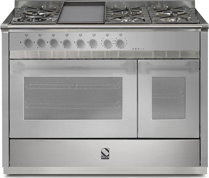 Cucina professionale steel | casa | Pinterest | Cucina and Steel